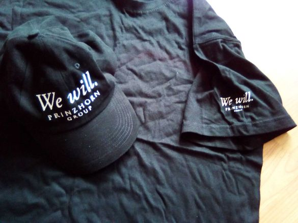 Мъжка тениска +шапка