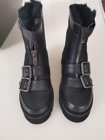 Зимние сапоги ботинки Ugg