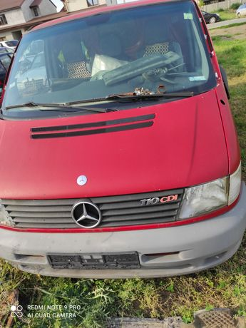 Dezmembrez Mercedes vito w638 112 cdi