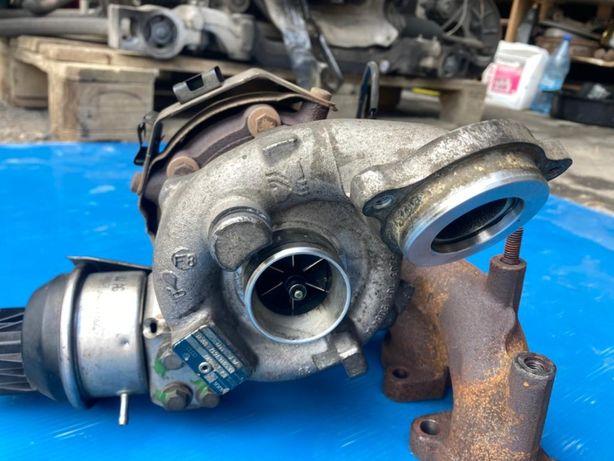 Turbina turbo VW Passat B6 Golf 6 Tiguan 2.0 TDI 110cp CBD CBDC