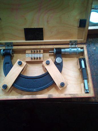 Микромер резбомер 100-125мм