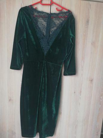 Vând rochie catifea