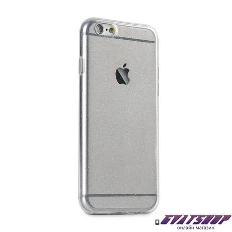 Силиконов Гръб за IPHONE XS Max GLITTER Ultra Slim 0,5мм -Про