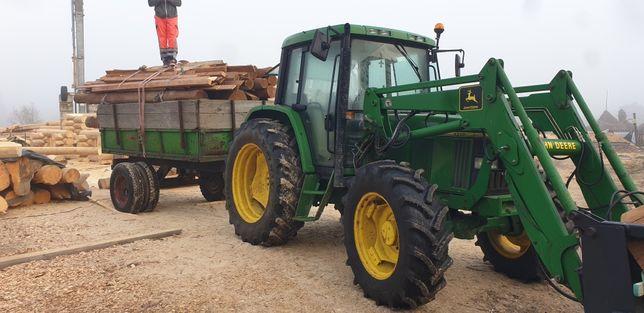 Tractor John deer 6210