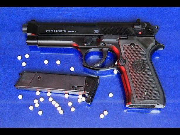 OKAZIE! - Pistol Airsoft CA NOU din otel (MODIFICAT!) Co2 180M/S 6.08M