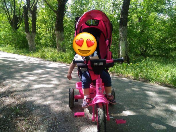 Велосипед Athletic TRIKE