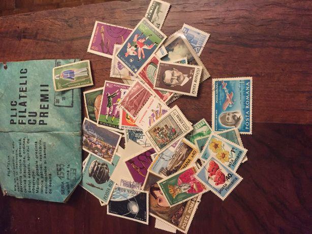Plicuri  cu timbre diverse
