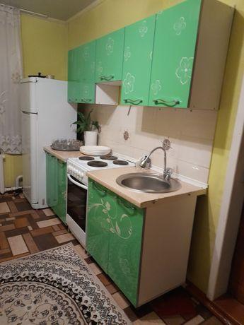Продам кухонный гарнитур.плиту.холодильник за 120.тыс