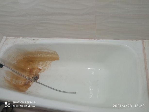 Реставрация ванн жидким акрилом с письменной гарантией