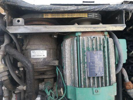 Motor electric 1.8kw 220v 380v compresor thermo king 12v frig