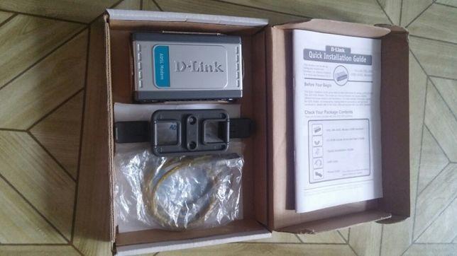 Роутер D-link ADSL MODEL:DSL 200