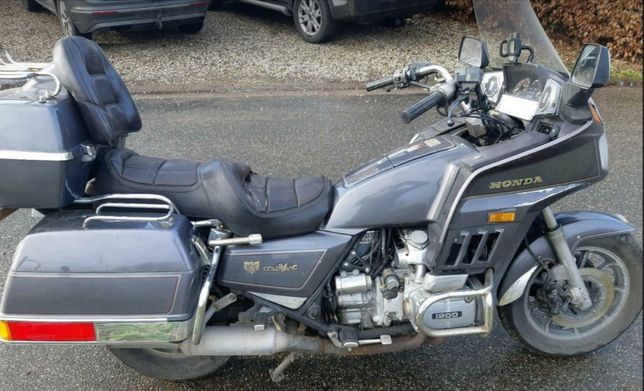 Honda Goldwing 1200 Interstate 1987