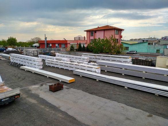 Термопанели/сандвич панели покривни и стенни
