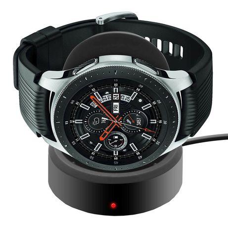 """Samsung Galaxy Watch 46mm """"Silver"""" SM-R800. EAC"""