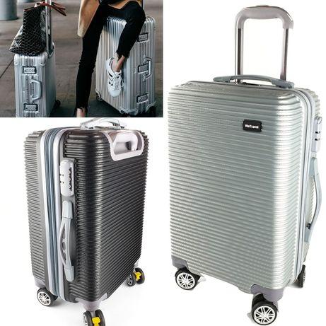 WeTravel Wizz Air/Ryanair Куфар за ръчен багаж с колела 360°55/40/23