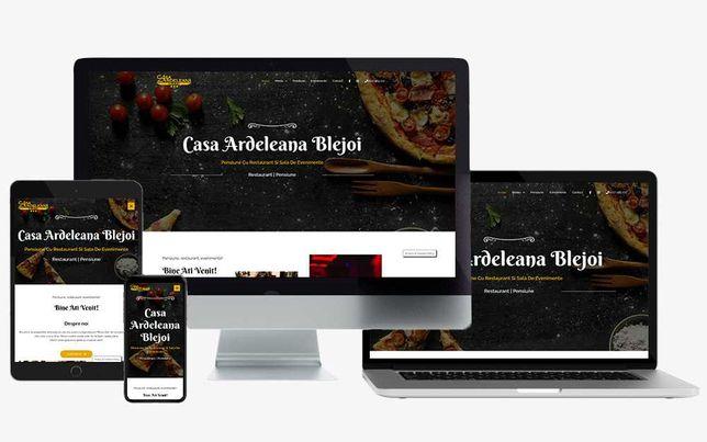 Site-uri web si magazine online profesionale + programe CRM/ERP