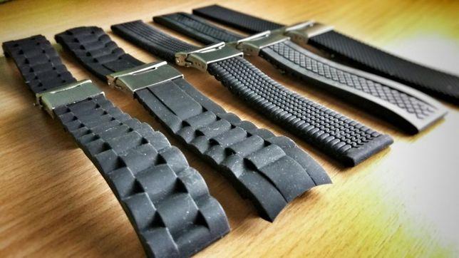 Curea ceas silicon. Modele noi!