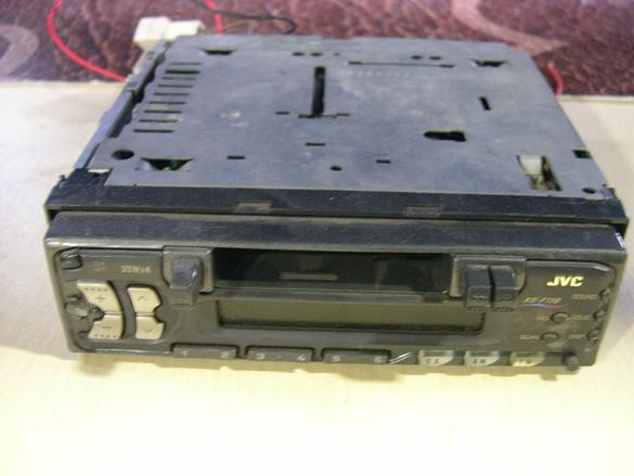 авто касетофон JVC