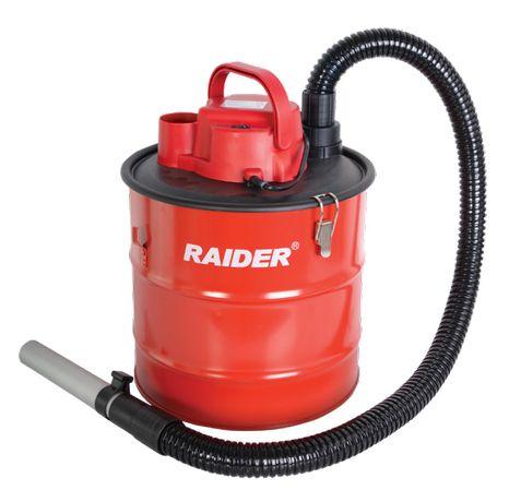 Акция! Прахосмукачка за Пепел Raider RD-WC02! Стара цена 60лв!