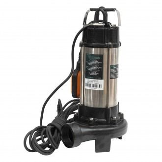 Pompa apa cu tocator 1500W, 23m3/Ora, Inox, DEETOOLZ