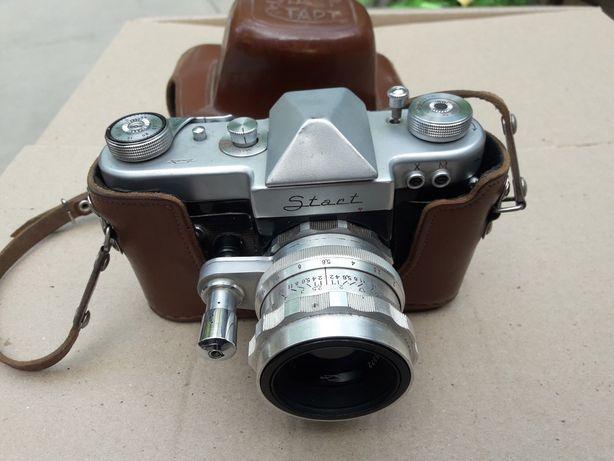 Фотоаппарат. Старт.  Советский