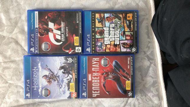 Продам игры на Sony