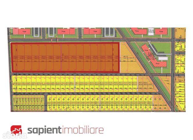 Sapient | Viena Residence - De vânzare parcele de 1.200mp