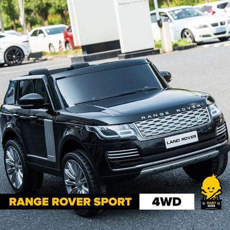 Акция! Детские Электромобили Range rover sport