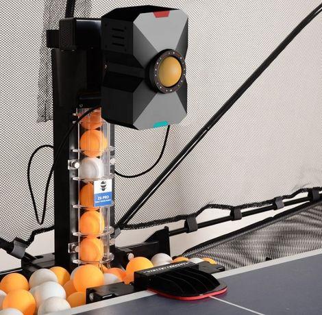 robot tenis de masa z6 pro