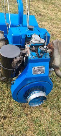 Motocultor  BCS 13 HP  Motor RUGGERINI  Motorina