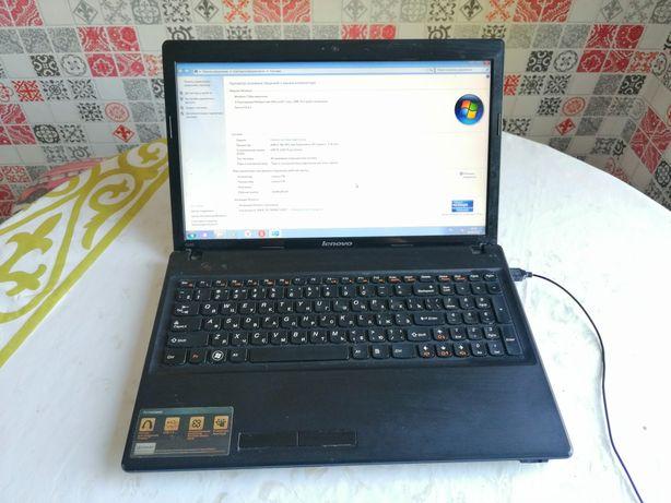 Ноутбук Lenovo для работы и учебы в хорошем состоянии!!!