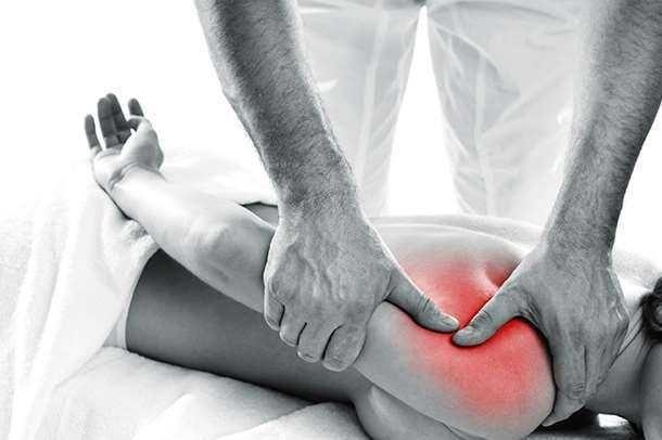 Kinetoterapie, masaj