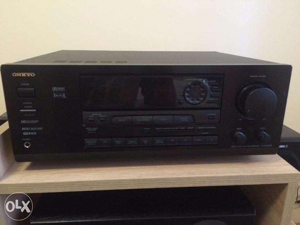 Sistem audio 5.1 Yamaha + amplificator Onkyo