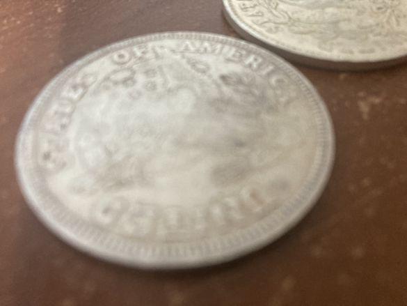 Сет монети щатски долари