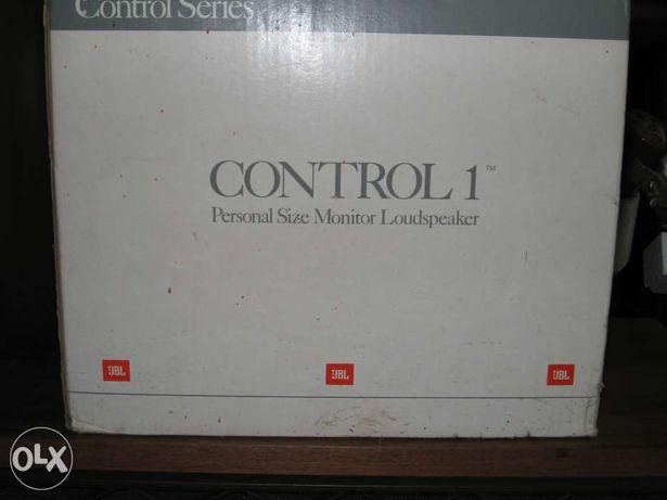 Monitoare studio JBL CONTROL 1