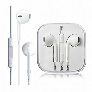 Handsfree original Apple iPhone 5 / 5S / 6 sigilat, Nou