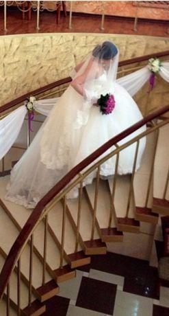 продаю свадебное блатье Elena Nabokina
