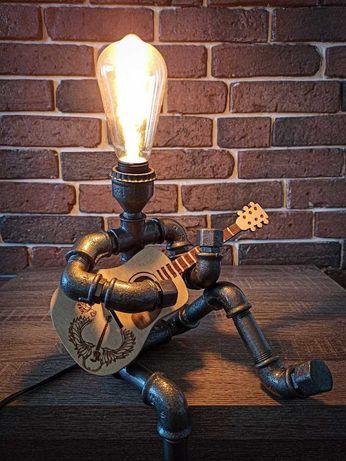 Настолна лампа Китарист