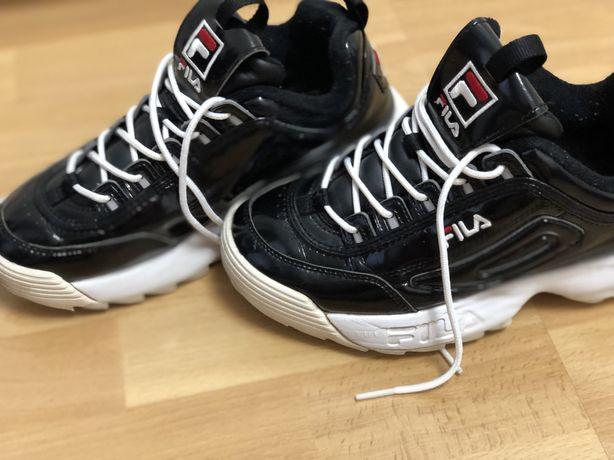 Продаются кросовки Fila