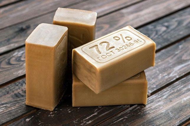 хозяйственное мыло 72% оптом и в розницу в Алматы