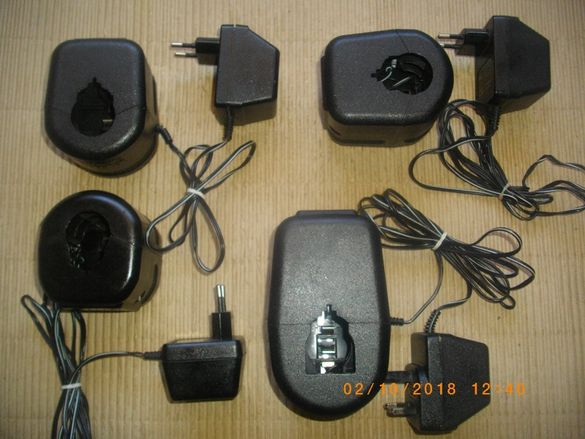 Black Decker-9,6-18 V-Зарядни За Ремонт-За Части-Блек Декер-Неработещи