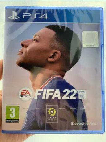 FIFA 22, nou, sigilat, PS 4