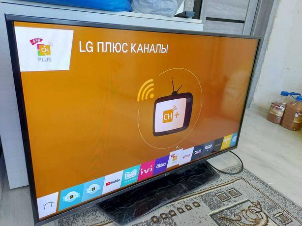 3D LG Smart TV Wi-Fi  125 сантиметр