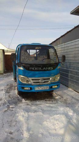 Продам автомашину Forland