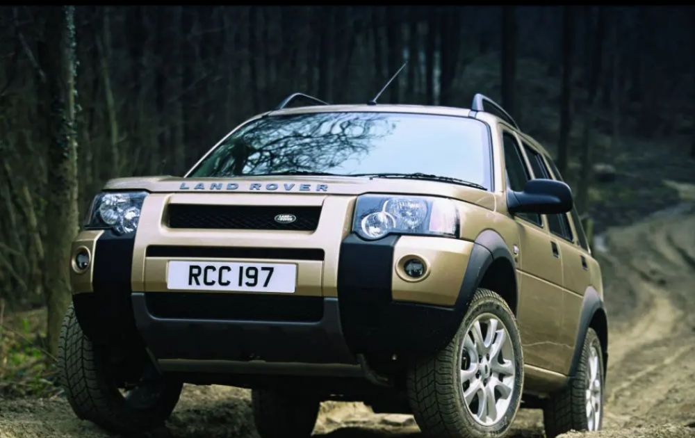 Schimb/Modificare Volan -Land Rover Freelander - Omologat RAR Giurgiu - imagine 1