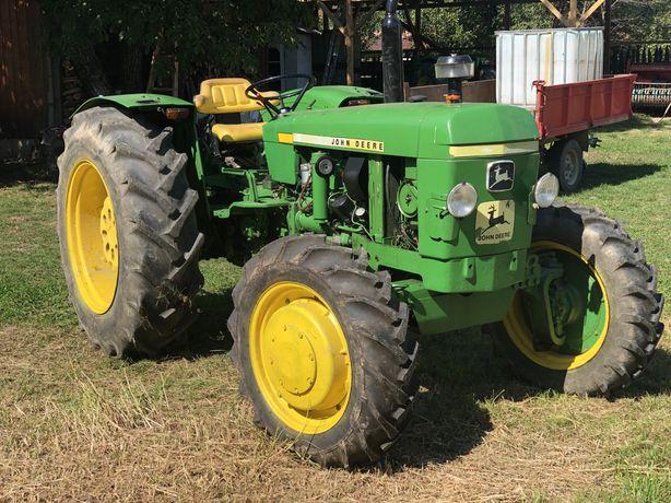 Vand tractor John Deere 2130 4x4