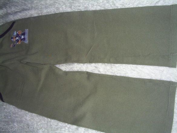 детско памучно панталонче