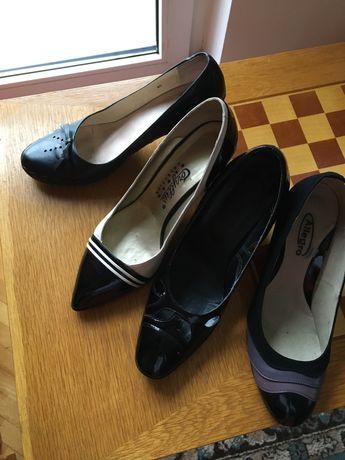 Pantofi piele naturală