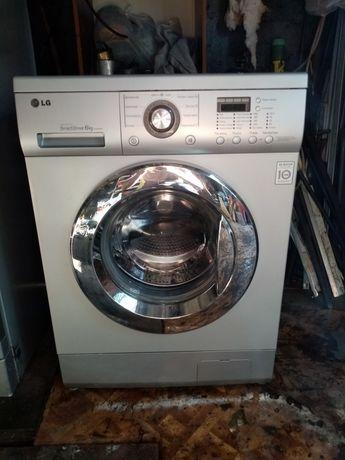 LG 6KG с ПРЯМЫМ ПРИВОДОМ стиральная машина