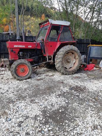 Vand tractor forestier